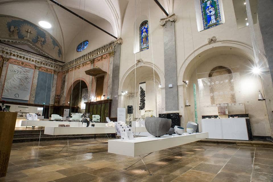 Exposition à la galerie La Nef, Montpellier